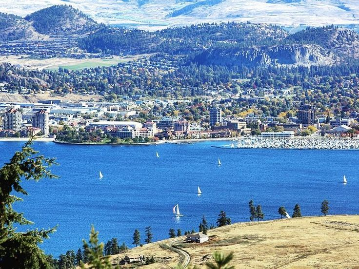 Outdoor recreation, naturally beautiful landscapes and deliciously fresh food is rife in Kelowna, a wonderful city nestled in the verdant Okanagan Valley.