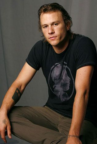 HEATH LEDGER  DIED JAN 22 2008  AGE 28 TOO TOO YOUNG FOUND DEAD IN HIS NEW YORK CITY APT  TALENTED ACTOR HIS DAUGHTER MATILDA HAS HIS LIKENESS THAT'S FOR SURE   MISSING YOU VERY MUCH