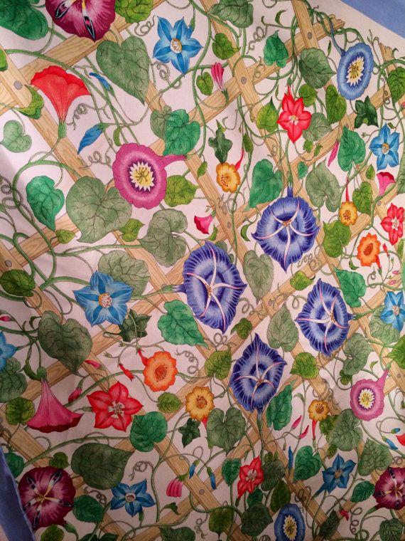 Vintage GUCCI Flora signed V ACCORNERO by JanetsVintagePlanet, $65.00