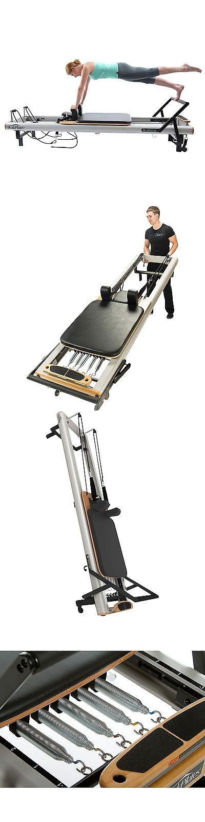 Other Yoga and Pilates 158930: Peak Pilates Fit Reformer Powder Coated Aluminum Frame, Studio Height -> BUY IT NOW ONLY: $2330 on eBay!