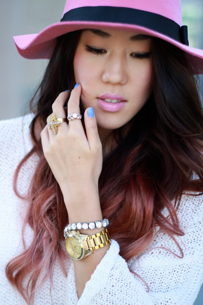 i want ombre hair.