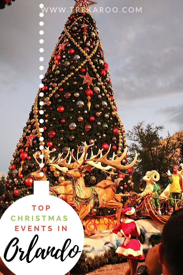 Christmas Activities In Orlando 2020 The Best Orlando Christmas Events in 2019 for Families in 2020