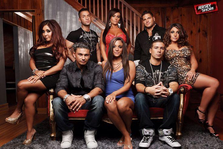 Jersey Shore Season 3 DVD cover photo