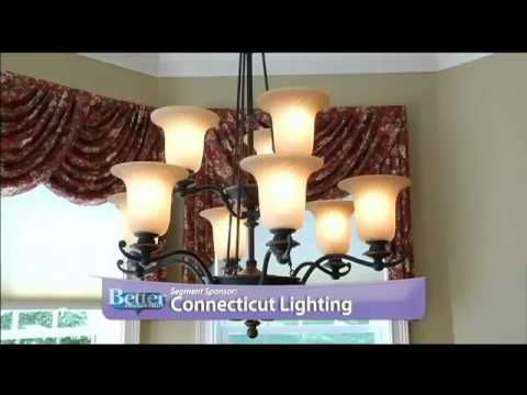 CT Lighting Centers Has More Than Just Lighting! Host Scot Haney visits a home with & 56 best CT Lighting BCT images on Pinterest | Connecticut ... azcodes.com
