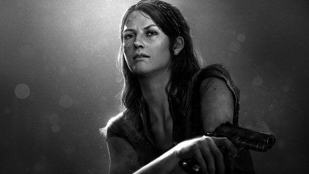 The Last of Us: Tess