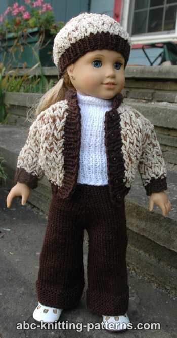 555 Best American Girl Knitting Patterns Images On Pinterest