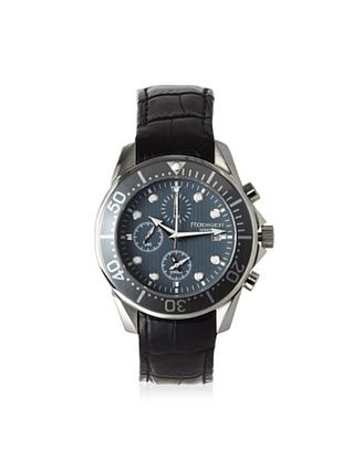 81% OFF Rudiger Men's R2001-04-011L Chemnitz Grey Chronograph Watch