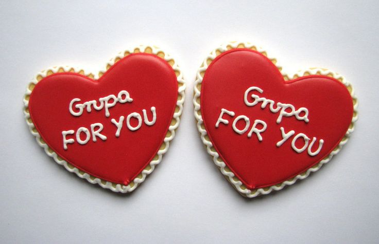 wedding heart company For You cookies for customers