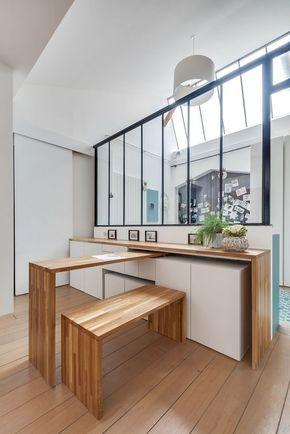 Loft Châtillon : 220 m2 cosy et lumineux