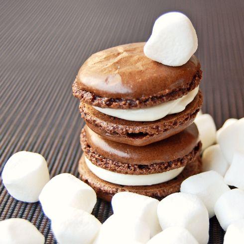 marshmallows on macs