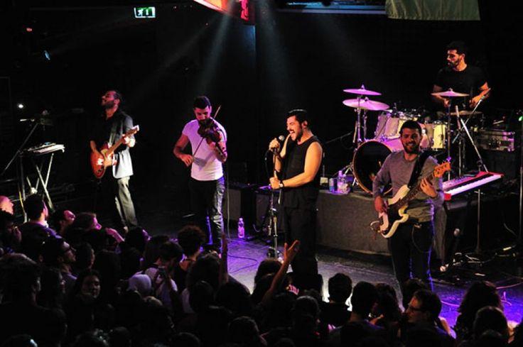 I Mashrou'Leila in concerto alla Flog