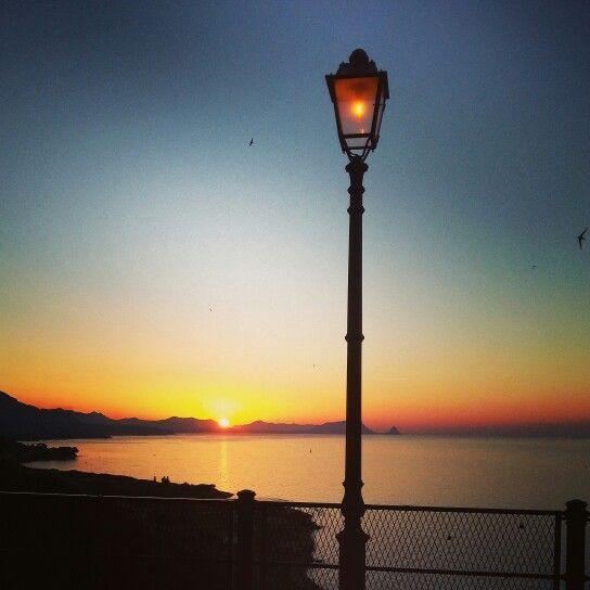 #terminiimerese #sunset #tramonto #sicily