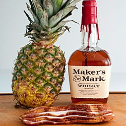 Bourbon Bacon Baked Beans- with a little coffee and pineapple thrown ...