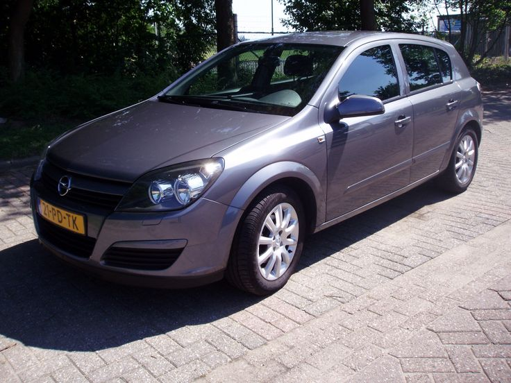 Opel Astra Enjoy 1.6 16v 2004