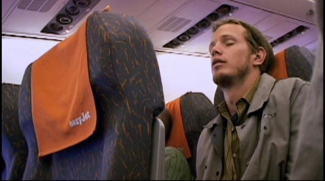 """My favourite sequence in film ...""""Victor Takes a Trip"""" from The Rules of Attraction (2002) by AVARY. For this sequence, from The Rules of Attraction (2002), I directed Kip Pardue to remain in character as the vacant, vapid, and self-absorbed Victor from the moment we stepped onto the plane to Europe until the moment we returned to Los Angeles.  A blinding twelve cities in two weeks shooting every possible moment on a Sony PD-150."""