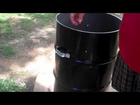 How to make your own UDS (ugly drum smoker) easily and cheaply