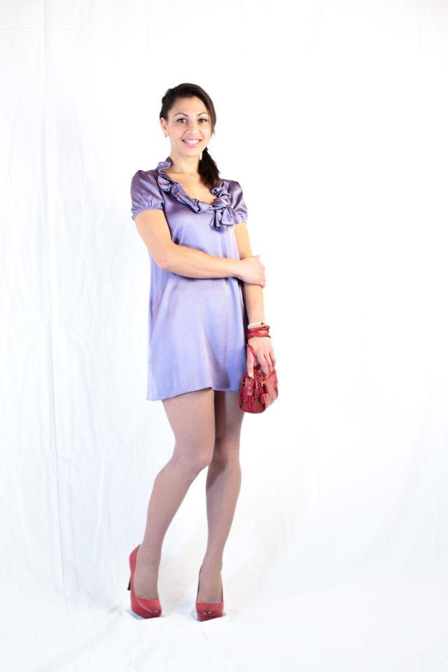 Parosh mini dress