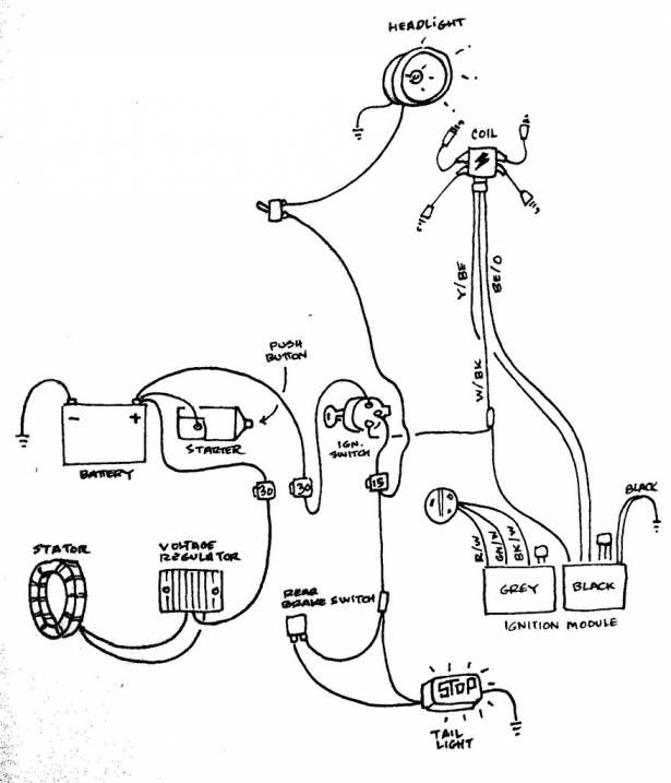 16 Revtech Ignition Wiring Diagram Wire Electrical Wiring Diagram Visual Representation