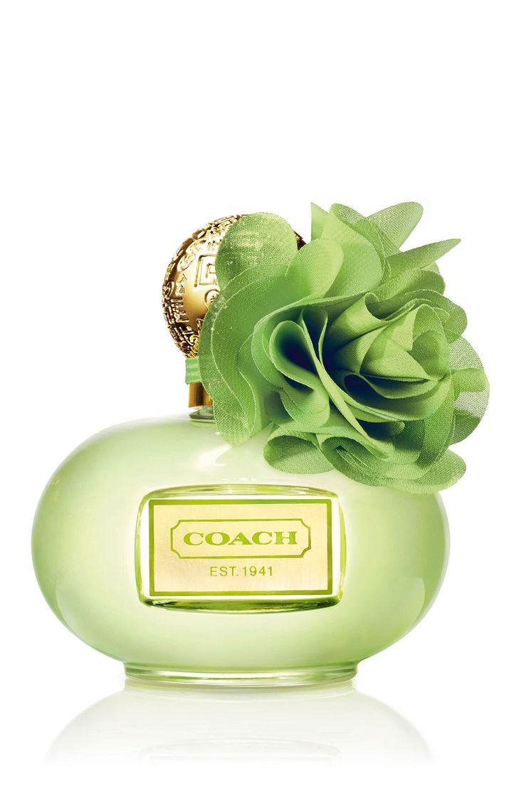 COACH Poppy Citrine Blossom Perfume. I like this one too. Smells like limes and flowers
