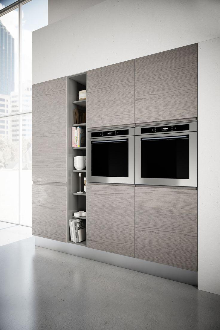 Cucina systema design casa arredamento ideas for the for Cucine gran casa