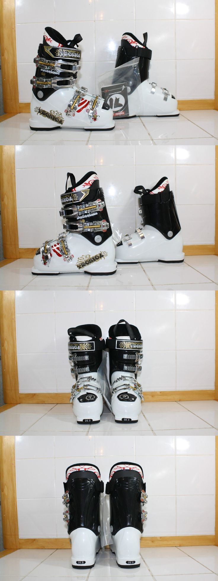 Youth 21240: Tecnica Bodacious Jr Kids Youth Ski Boots 18.5 , 20.5 -> BUY IT NOW ONLY: $89.95 on eBay!