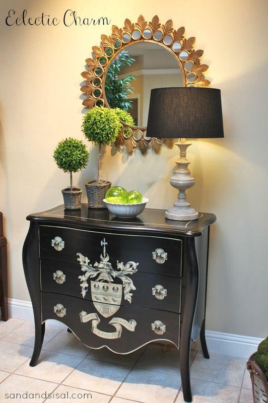 Foyer Decorating Ideas - Havertys Home Fashion Workshop
