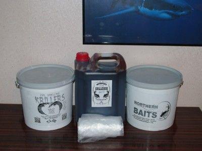 Preparing boilies for the season :-)