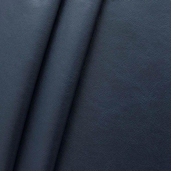 Nappaleder Imitat Farbe Dunkel-Blau