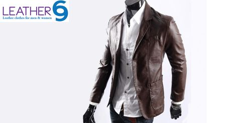 Dress to impress. Dress to have a good time. Dress to feel stylish.Get this cool piece from Leather69. http://bit.ly/14v1icD  #Leather #Jacket #Fashion #2015 #Men #Women