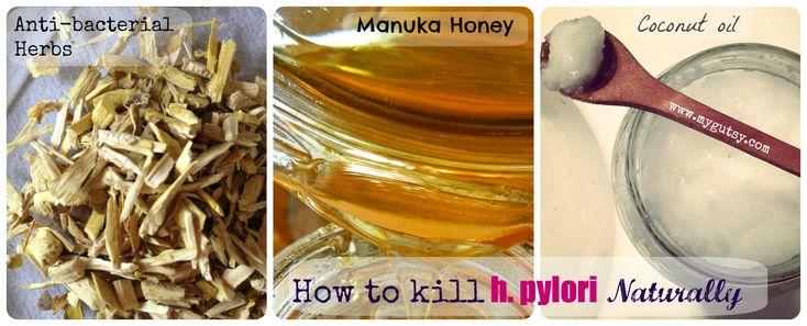 Can You Kill H Pylori Naturally