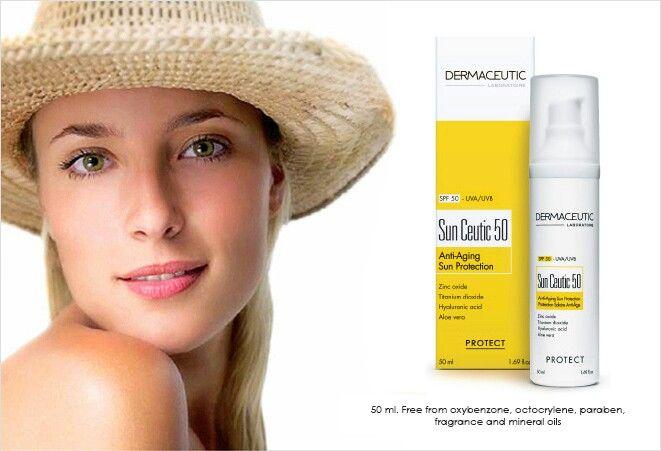 Deze mooie en zonnige nazomer vraagt om extra bescherming van je huid. #Dermaceutic #Sunceutic mag daarom niet ontbreken.Verkrijgbaar bij #vanrosmalenkliniek