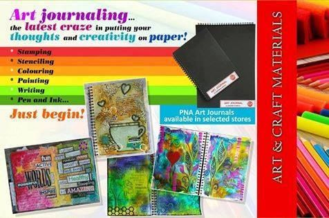 Get stylish Journals at your PNA store!  Look stylish at work, school or at home.