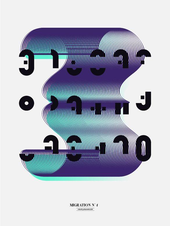 Typographies in Graphic Design
