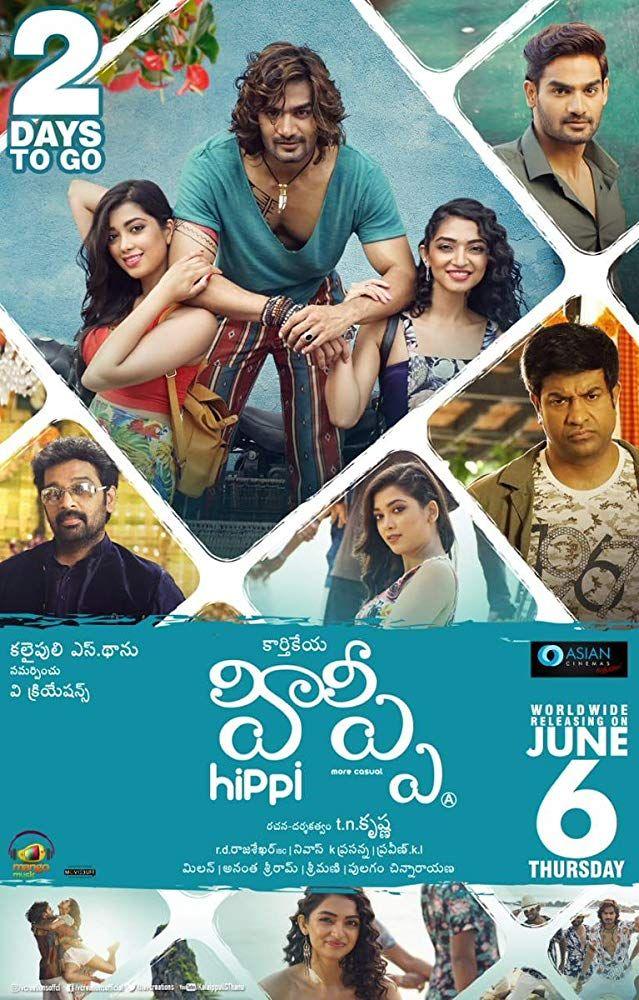 Best Telugu Movies On Amazon Prime : telugu, movies, amazon, prime, Hippi, (2019), Telugu, Movie, Proper, HDRip, 700MB, Download