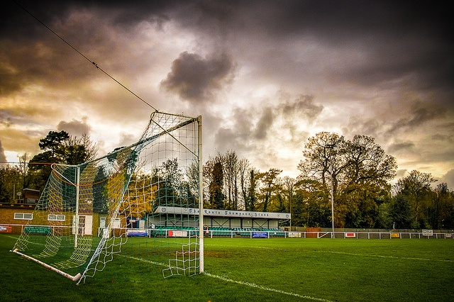 Chipstead FC by Stuart Tree