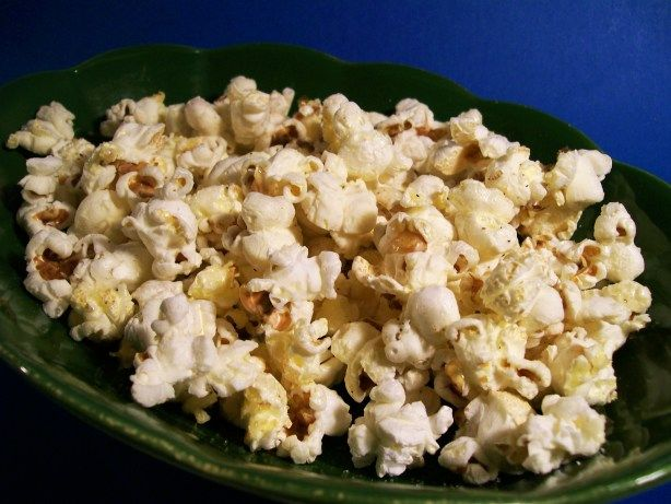 Make and share this Stove Top Popcorn recipe from Food.com.
