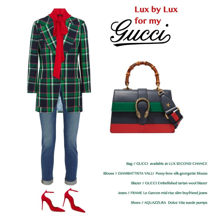 GUCCI DIONYSUS STRIPED BAMBOO TOP HANDLE SATCHEL
