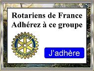 Roues du Rotary en chocolat