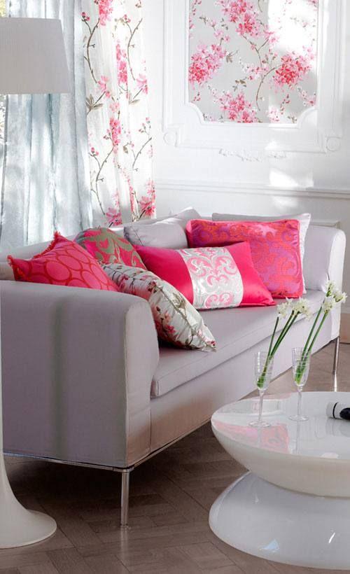 15 pines de cojines decorativos para sala que no te puedes for Complementos decoracion hogar