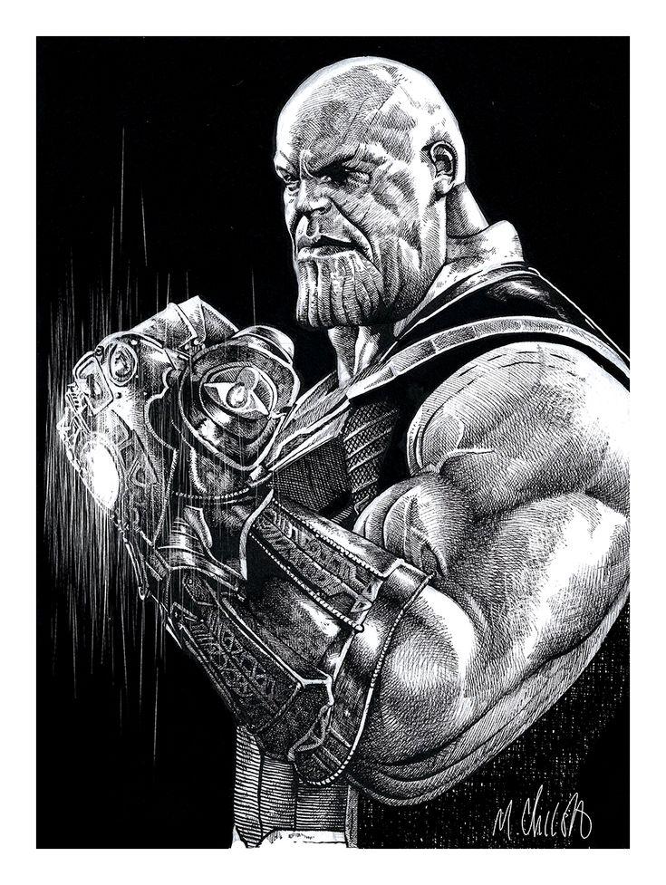 pinmartin on  avengers  marvel universe art