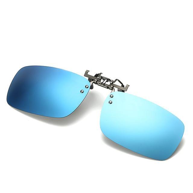 Sunglasses Lenses Polarized Clip On Glasses Sunglasses Night Vision Driving Eyeglasses Sun Glasses Clips For Men