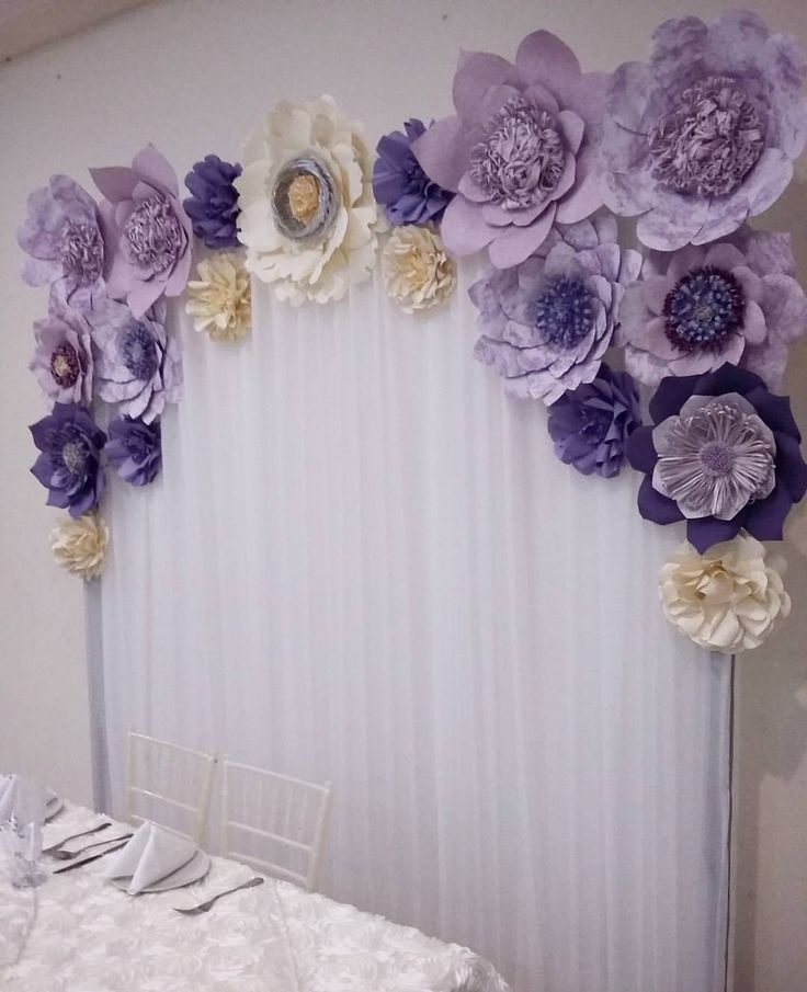 17 b sta id er om decoracion con papel crepe p pinterest for Rosas de decoracion