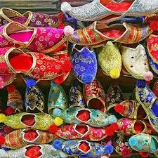 pretty Turkish slippers to covet
