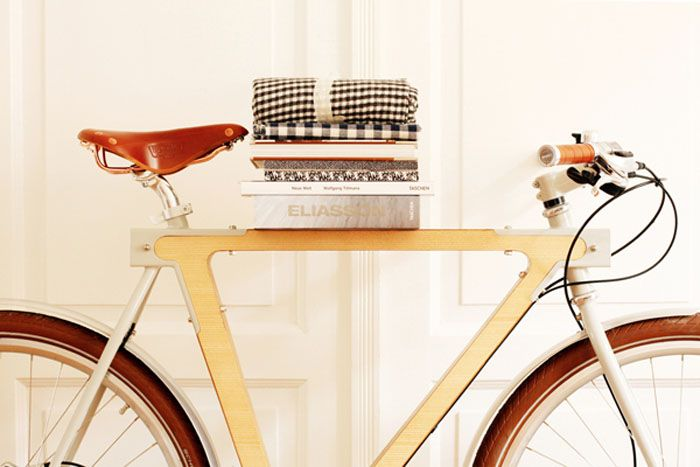 wooden bike : Na rower HOP! EXAMPLE.PL