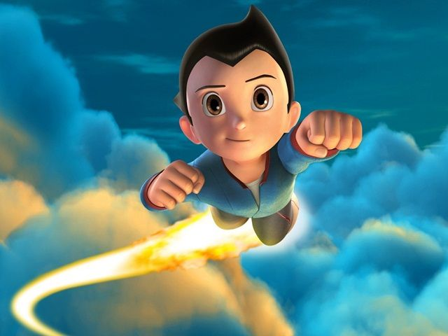 25 Cute Japanese Cartoon Characters  Astro Boy, Japanese -9626