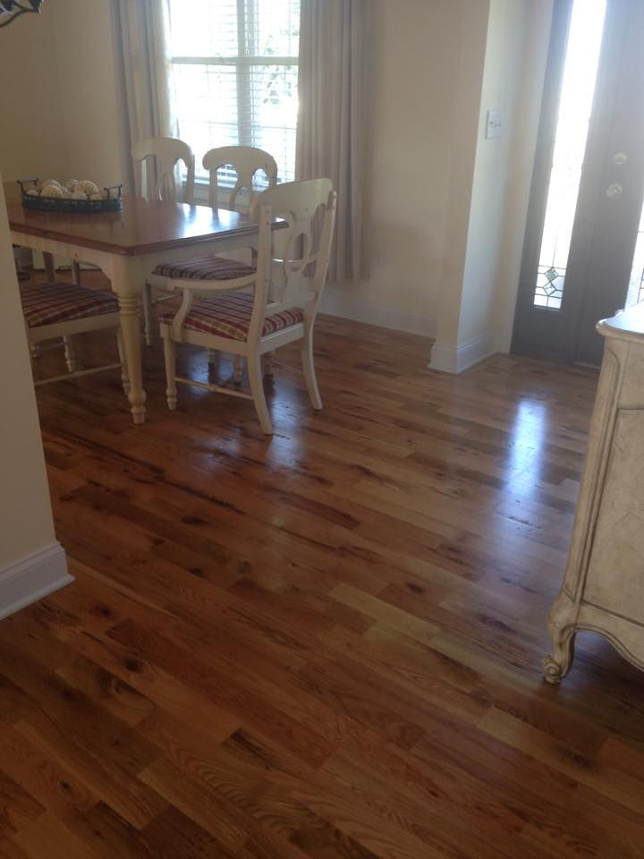 """3 1/4"""" 3 Common Red and White Oak Mix, Sand & Finish"""