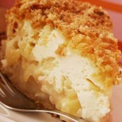 Пирог с яблоками на творожном тесте: нежнее вы не пробовали