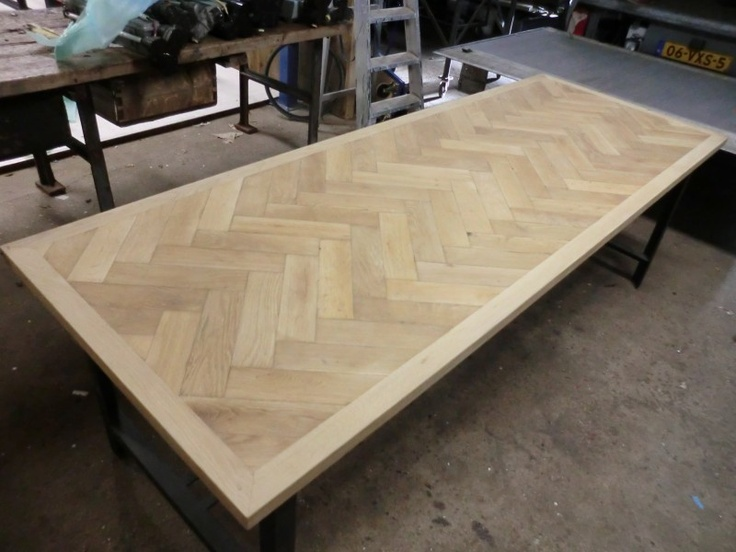 Parquet Table Best Home Accessories Pinterest
