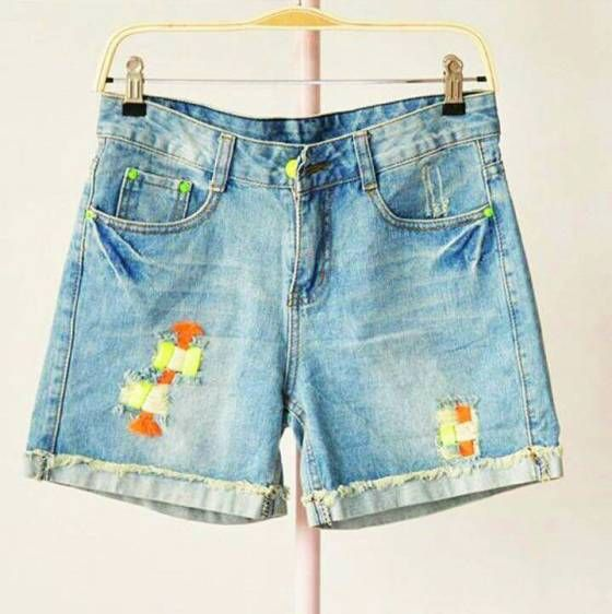 Shopo.in : Buy Denim Shorts online at best price in Kolkata, India