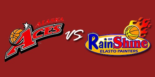 Watch Alaska Aces vs Rain or Shine Elasto Painters Live Streaming February 9, 2013